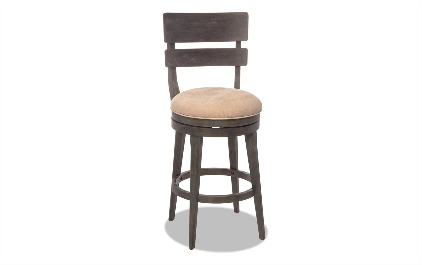 Laurie Bar Swivel Stool