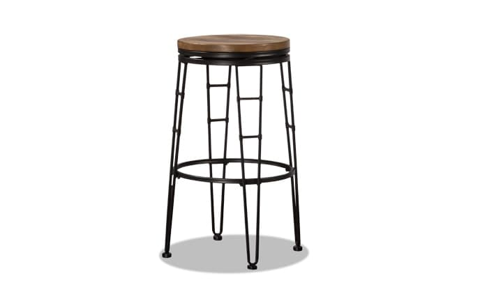 Ellery Swivel Stool