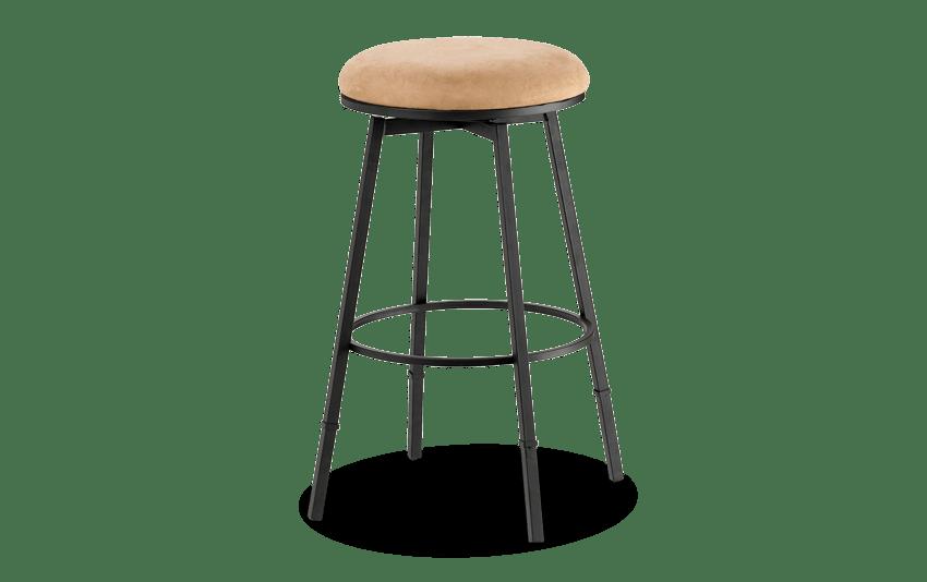 Sandy Adjustable Swivel Bar Stool