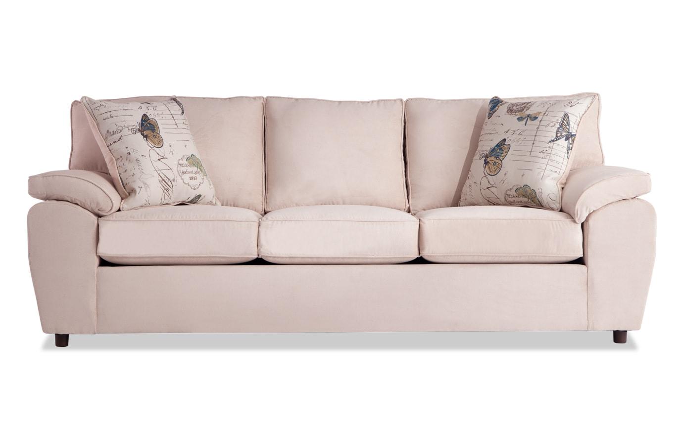 Tristan Cream Sofa