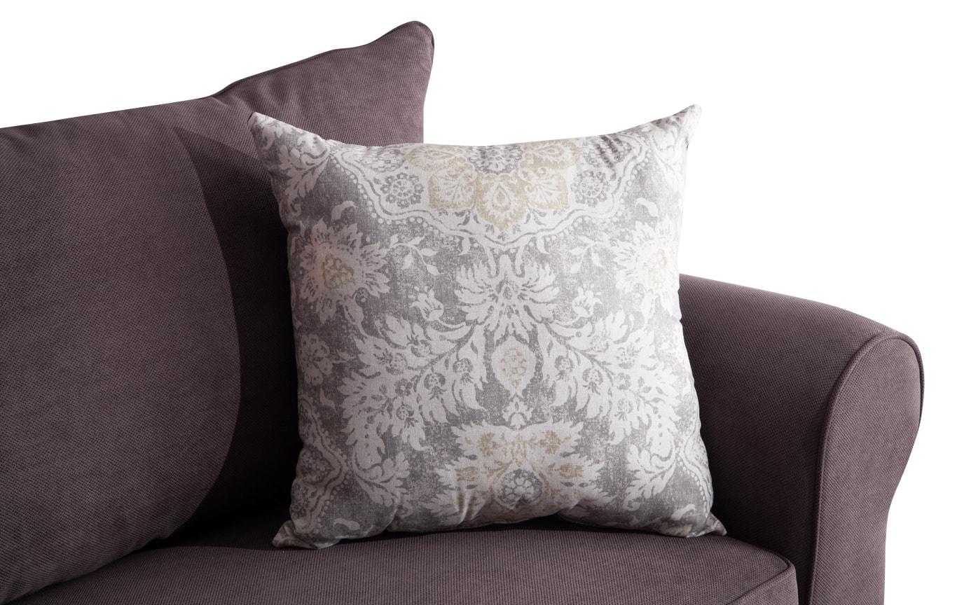 Banner Charcoal Sofa
