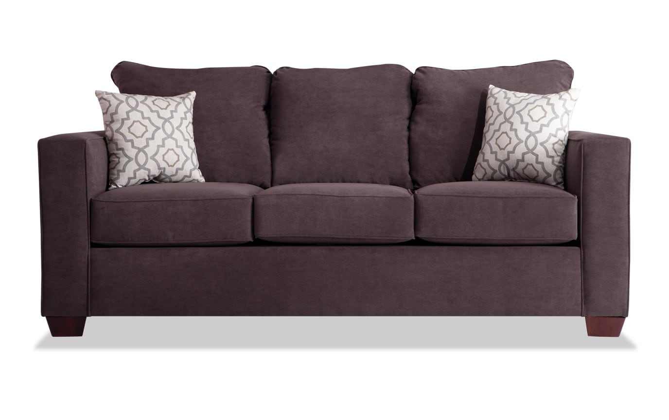 Aubree Charcoal Sofa