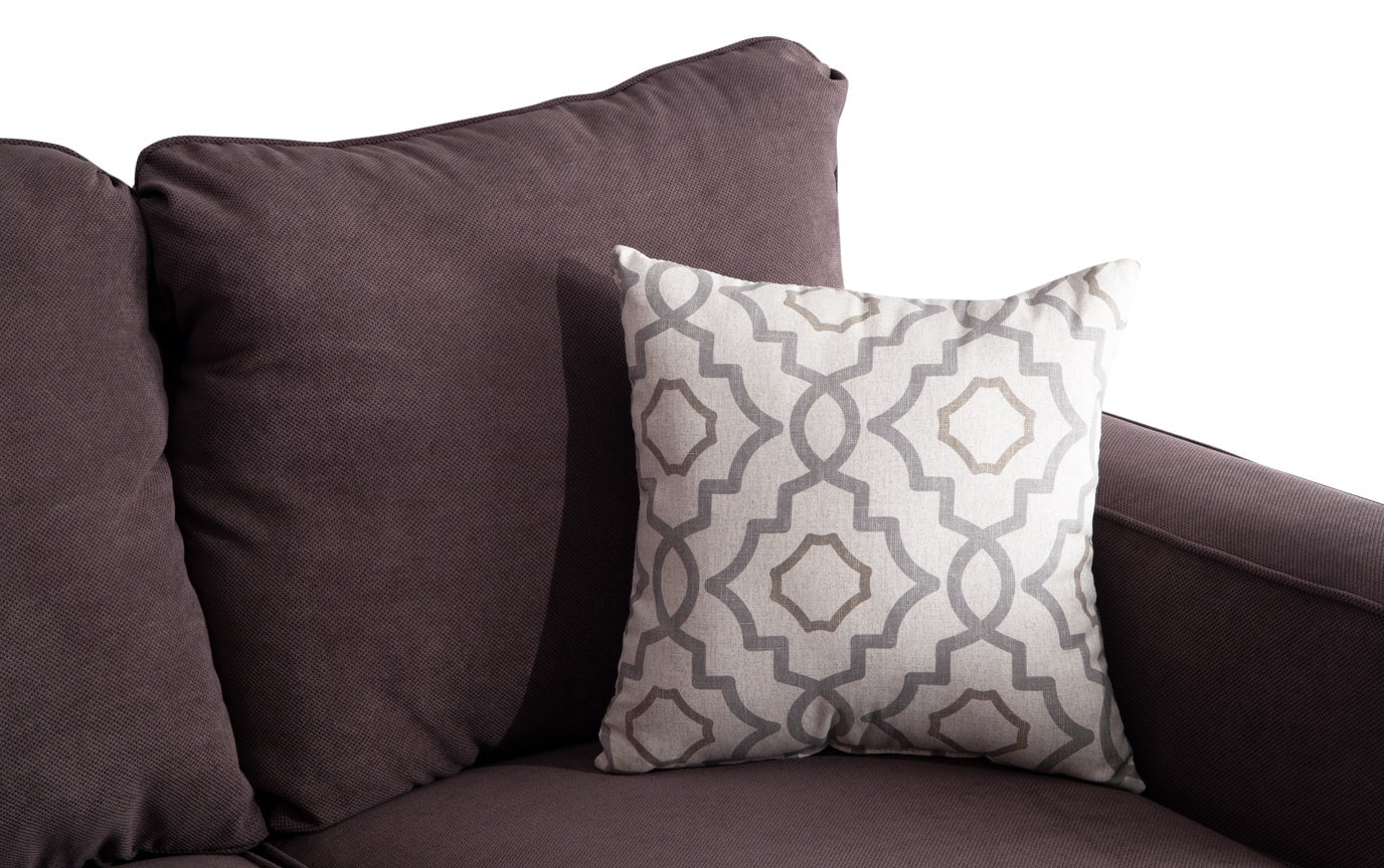 Aubree Charcoal Sofa