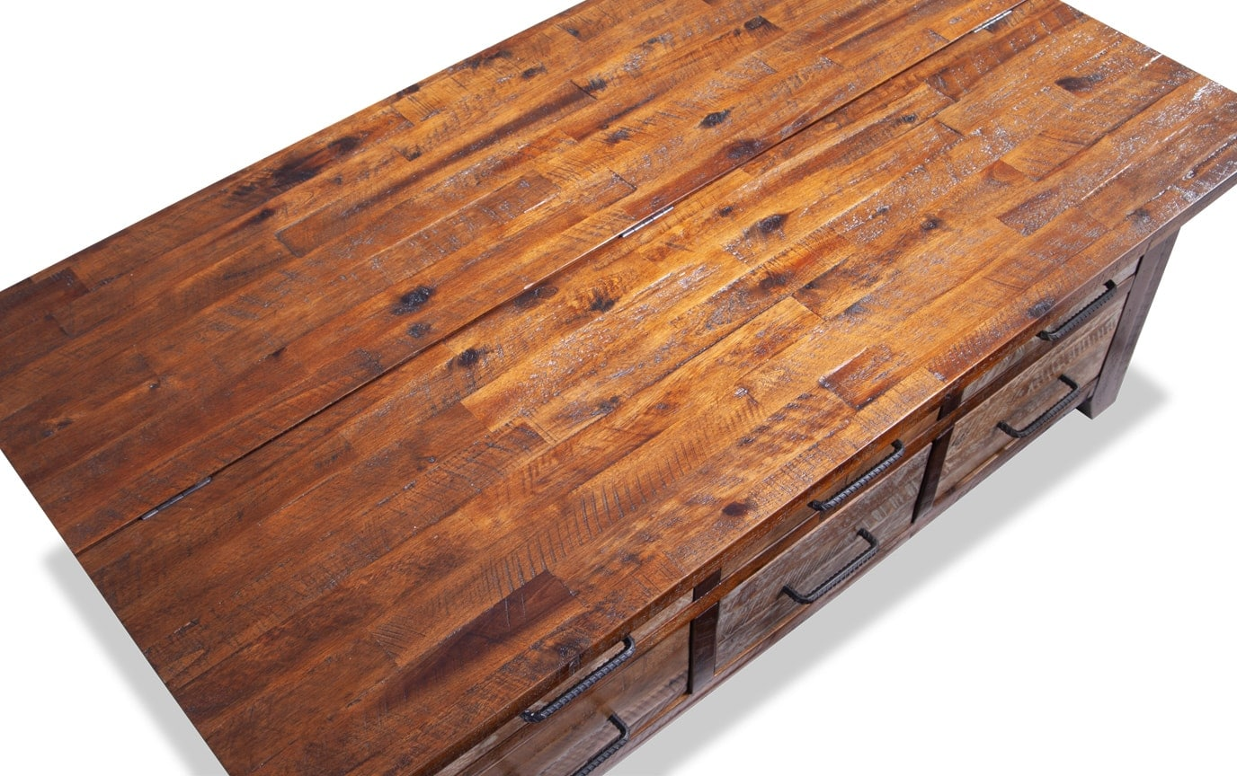 Relic Trunk Coffee Table