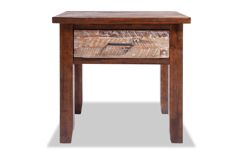 Relic End Table