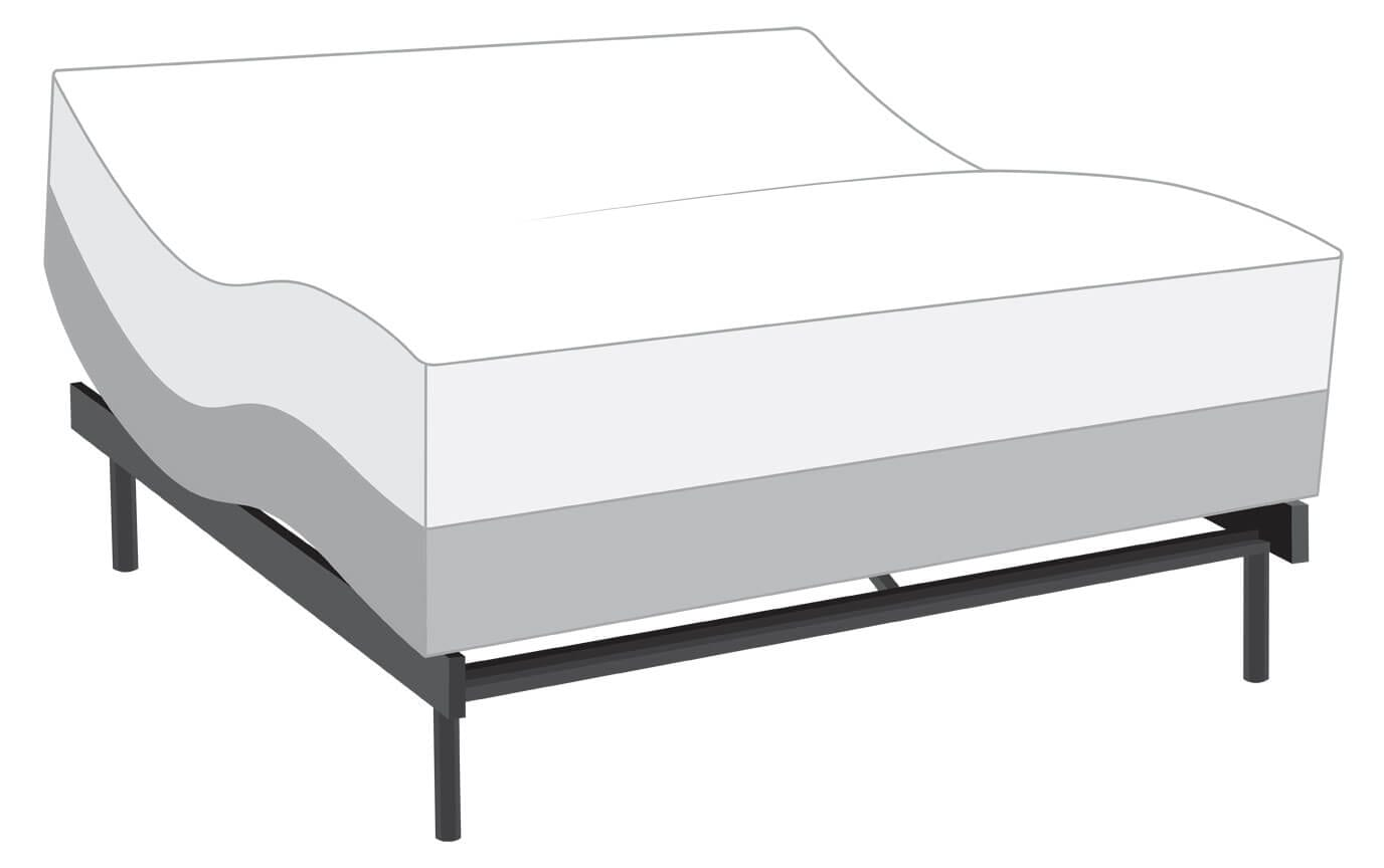 Power Bob Ultra with Bob-O-Pedic Refresh Mattress