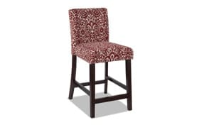 Mateo Red Counter Stool