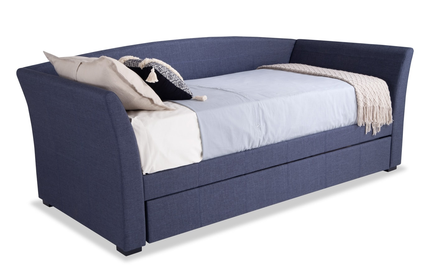 Maxwell Navy Daybed Bobs Com