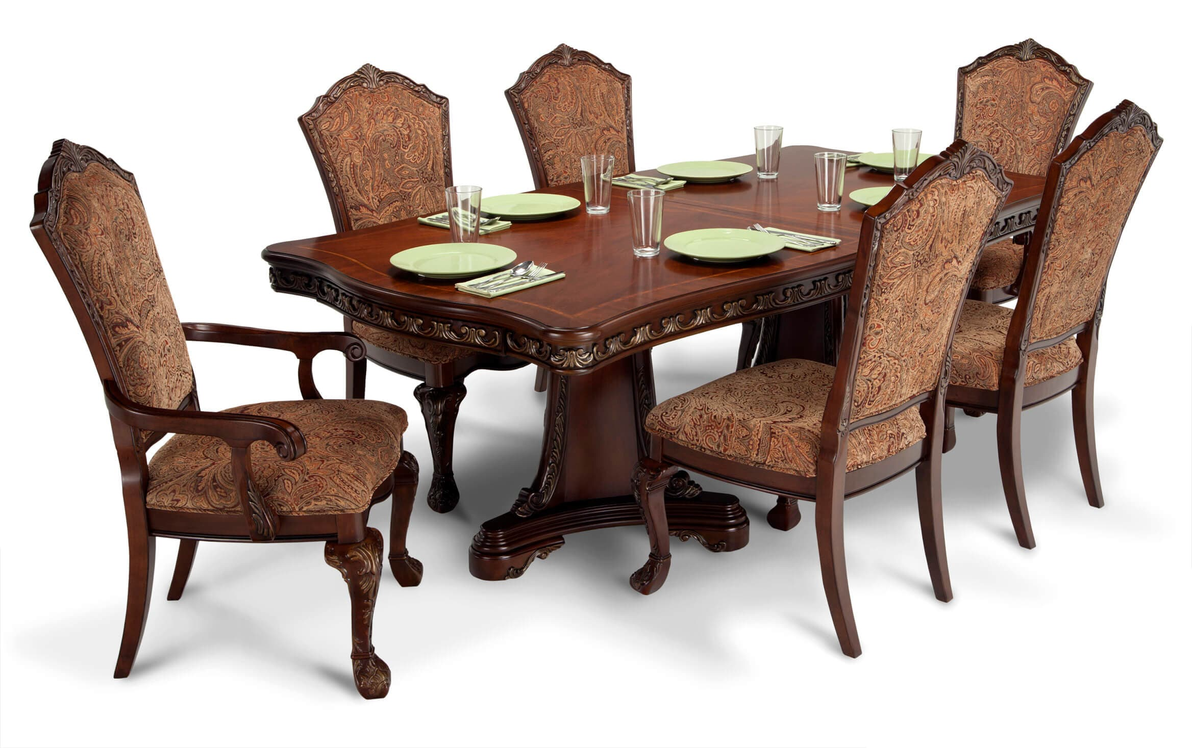 Majestic 7 Piece Dining Set Bobs