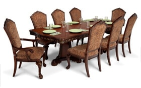 Majestic 9 Piece Dining Set