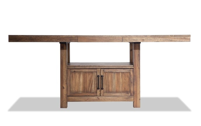 Sonoma Natural Complete Counter Table