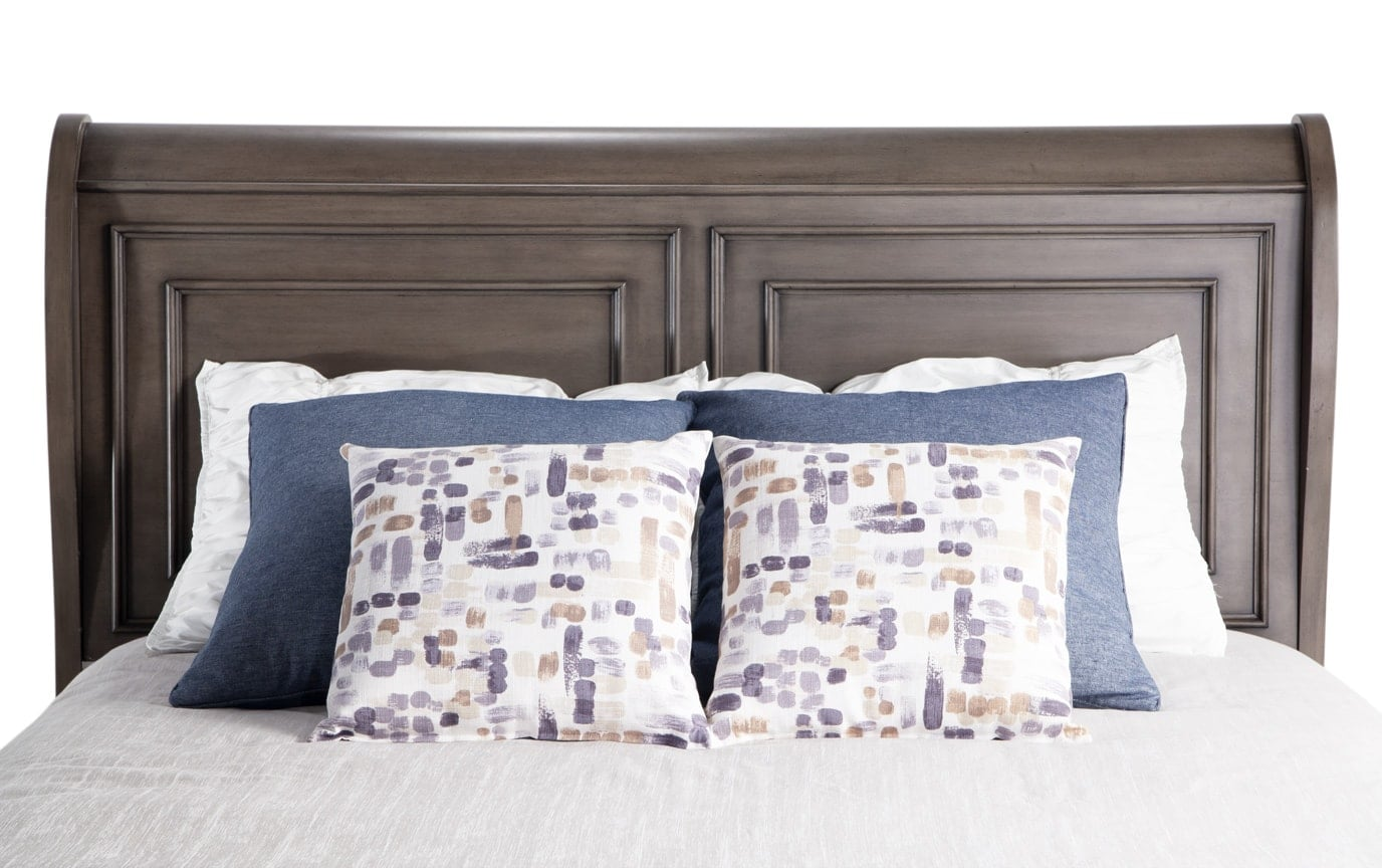 Louie Louie Twin Gray Bed