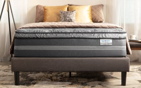 Bob-O-Pedic Hybrid Radiance Twin Plush Mattress