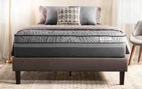 Bob-O-Pedic Hybrid Radiance King Firm Mattress