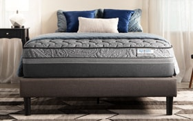Bob-O-Pedic Hybrid Radiance Full Extra Firm Mattress