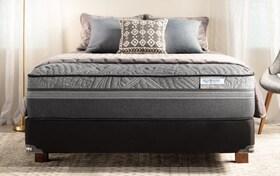 Bob-O-Pedic Hybrid Radiance Twin Firm Mattress Set
