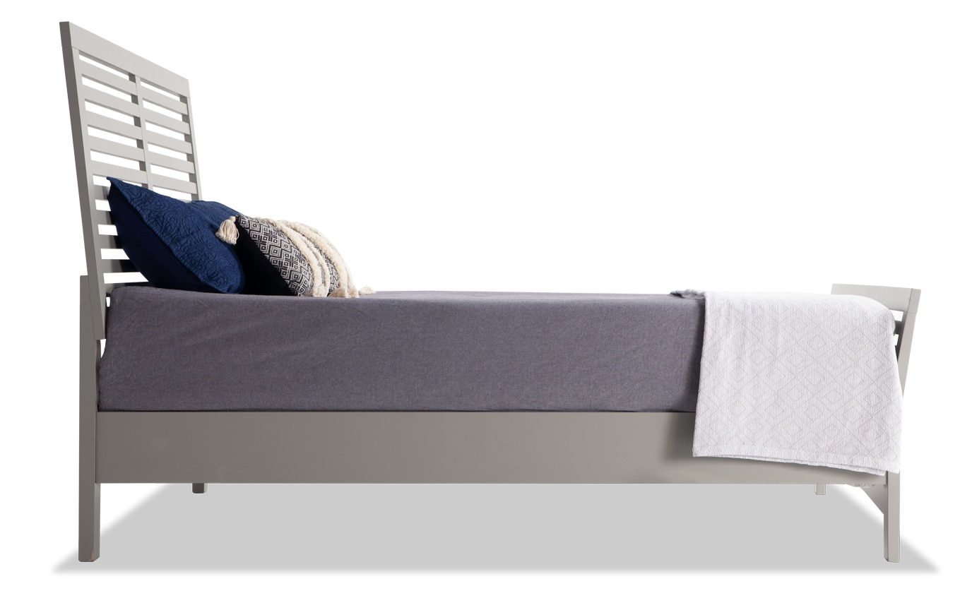 Dalton King Gray Bedroom Set