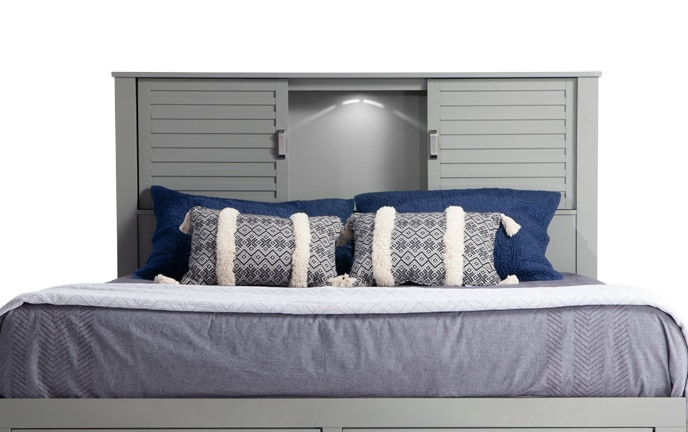 Dalton Storage Bedroom Set