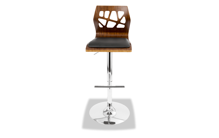 Ellery Adjustable Swivel Bar Stool