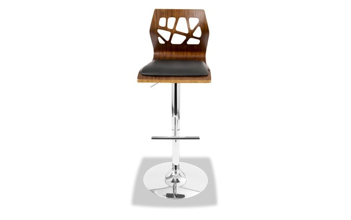 Ellery Adjustable Swivel Bar Stool