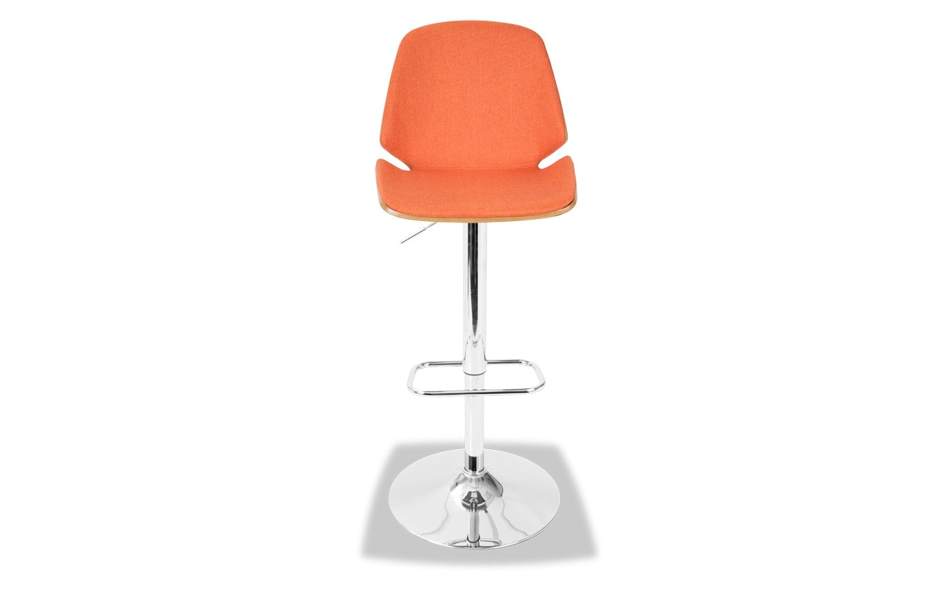 Selena Adjustable Swivel Bar Stool