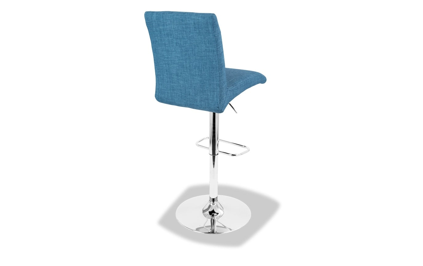 Tia Adjustable Swivel Bar Stool