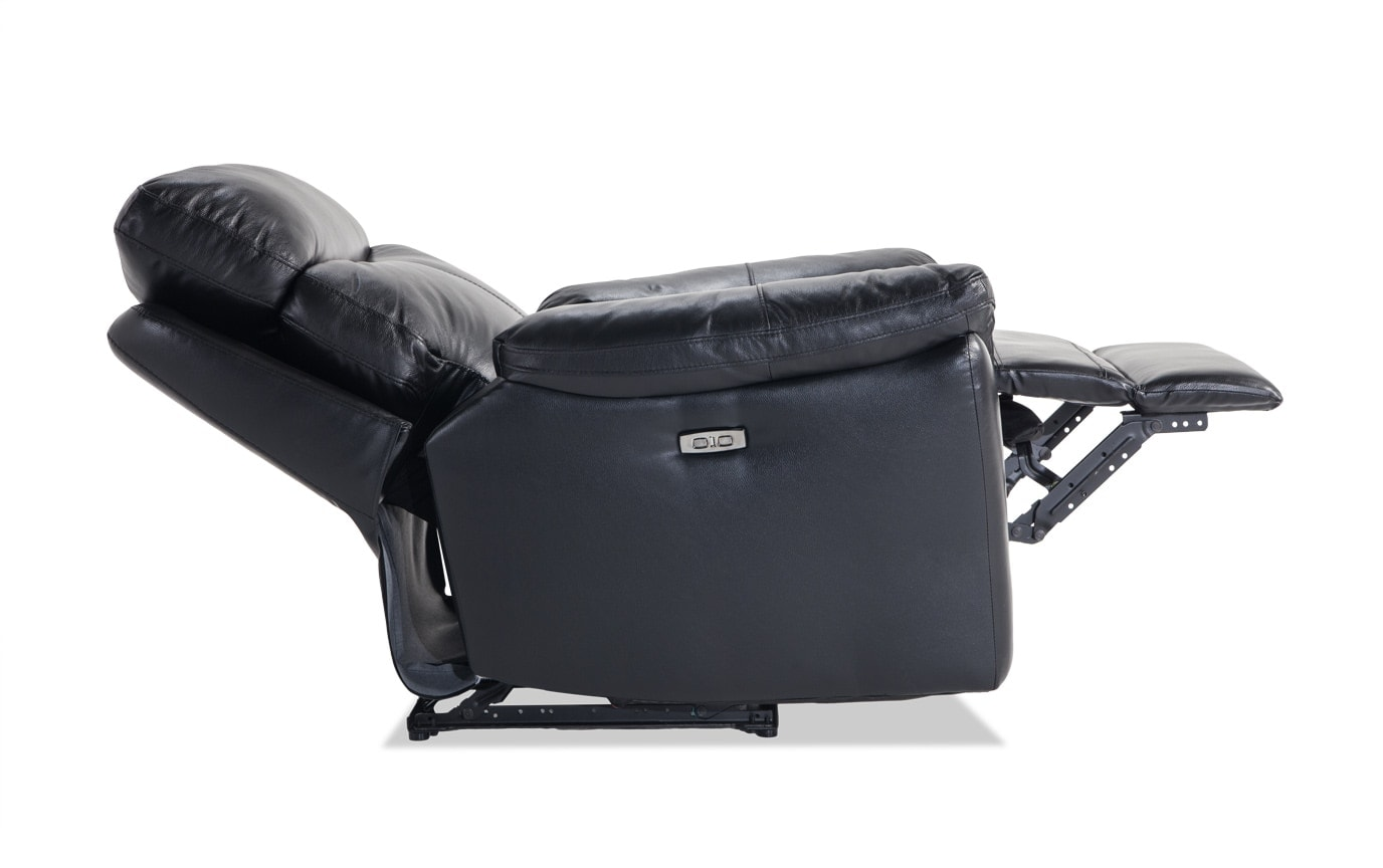 Dynamic Leather Power Recliner