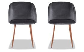 Set of 2 Logan Dining Chairs