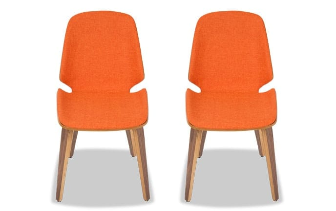 Set of 2 Selena Dining Chairs