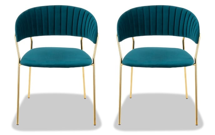 Set of 2 Emerita Dining Chairs