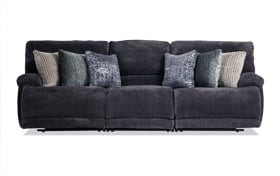 Alpine Dual Power Reclining Sofa