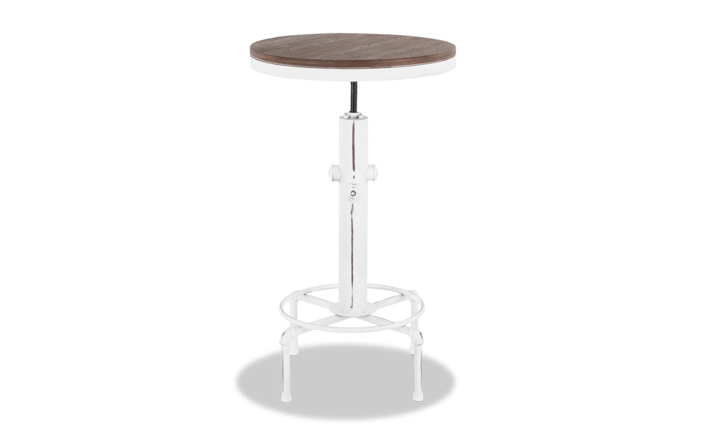 Hayden Adjustable Bar Table
