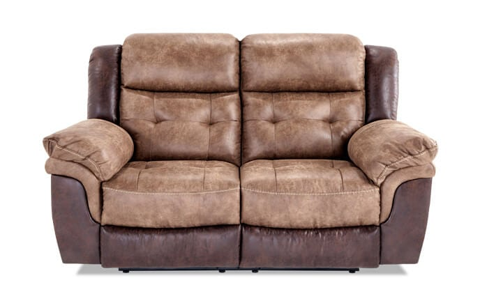 Gibson Power Reclining Loveseat Bobs Com