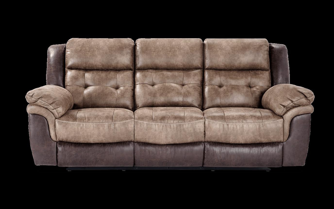 Navigator Manual Reclining Sofa | Bobs.com