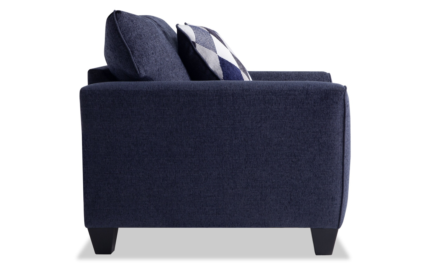 Capri Denim Chair