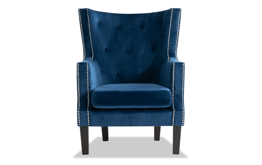 Gabby Night Blue Chair