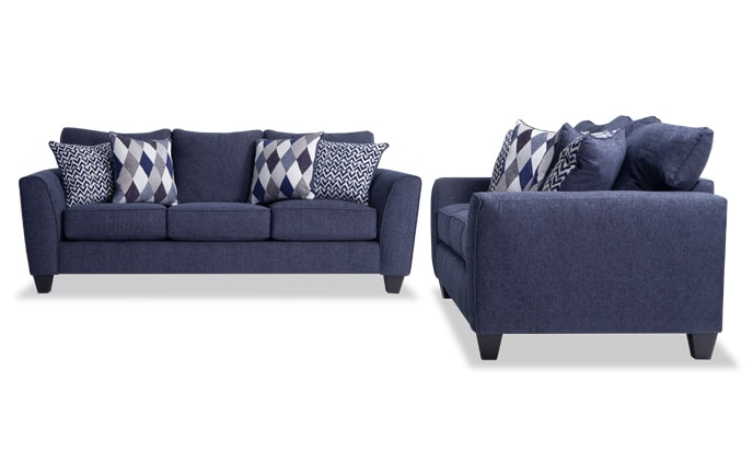 Capri Sofa Set