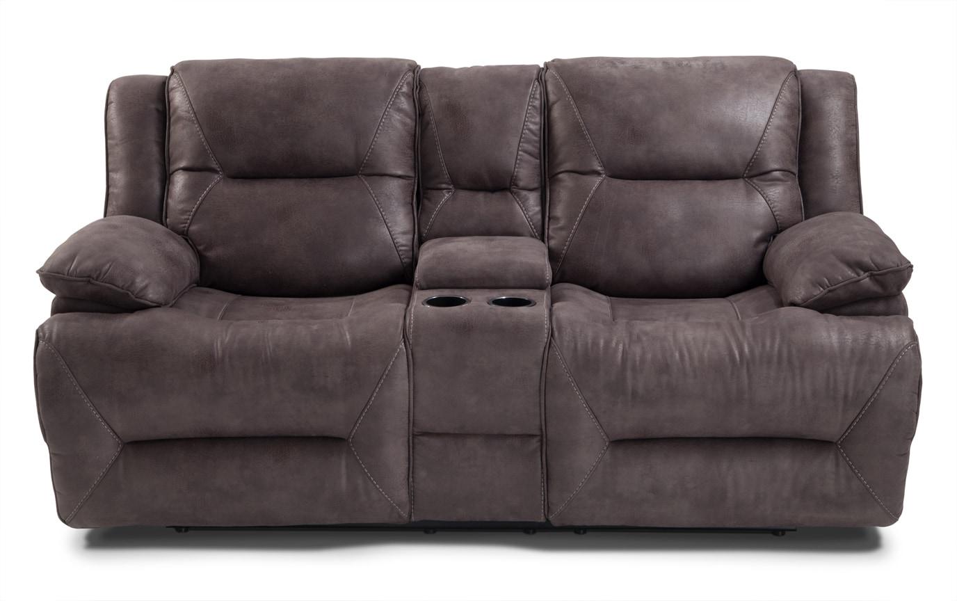 Jennings Power Reclining Sofa & Console Loveseat