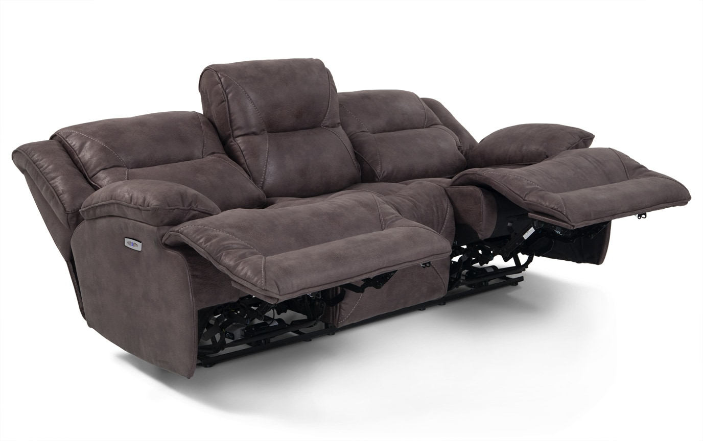 Jennings Power Reclining Sofa & Console Loveseat