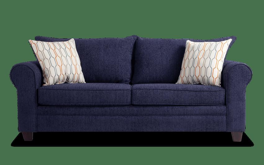 Banner Navy Sofa