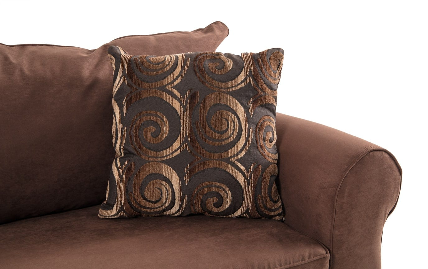 Emma Java Right Arm Facing Sectional