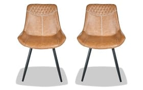 Set of 2 Ashely Dining Chairs