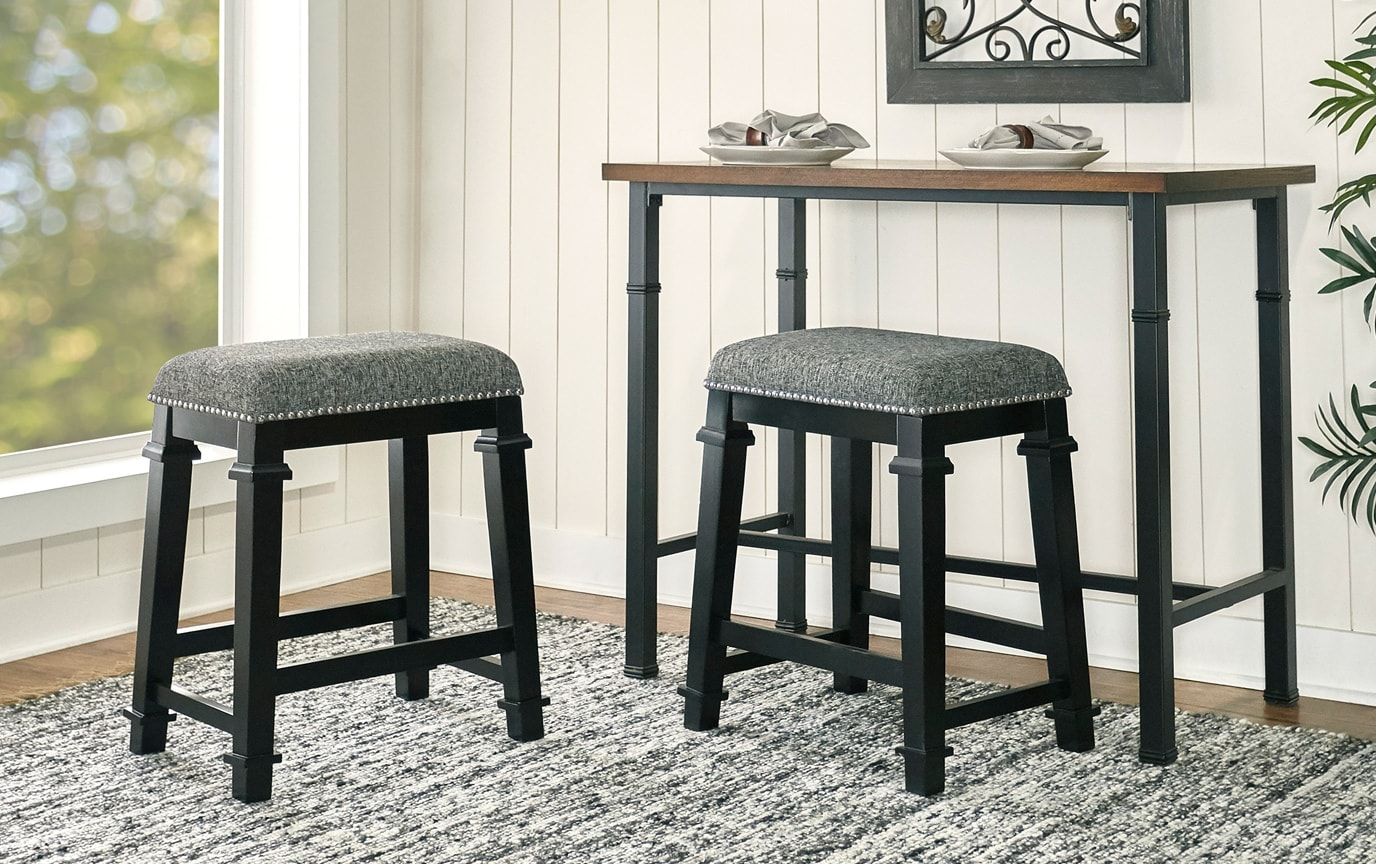Rose Backless Counter Stool
