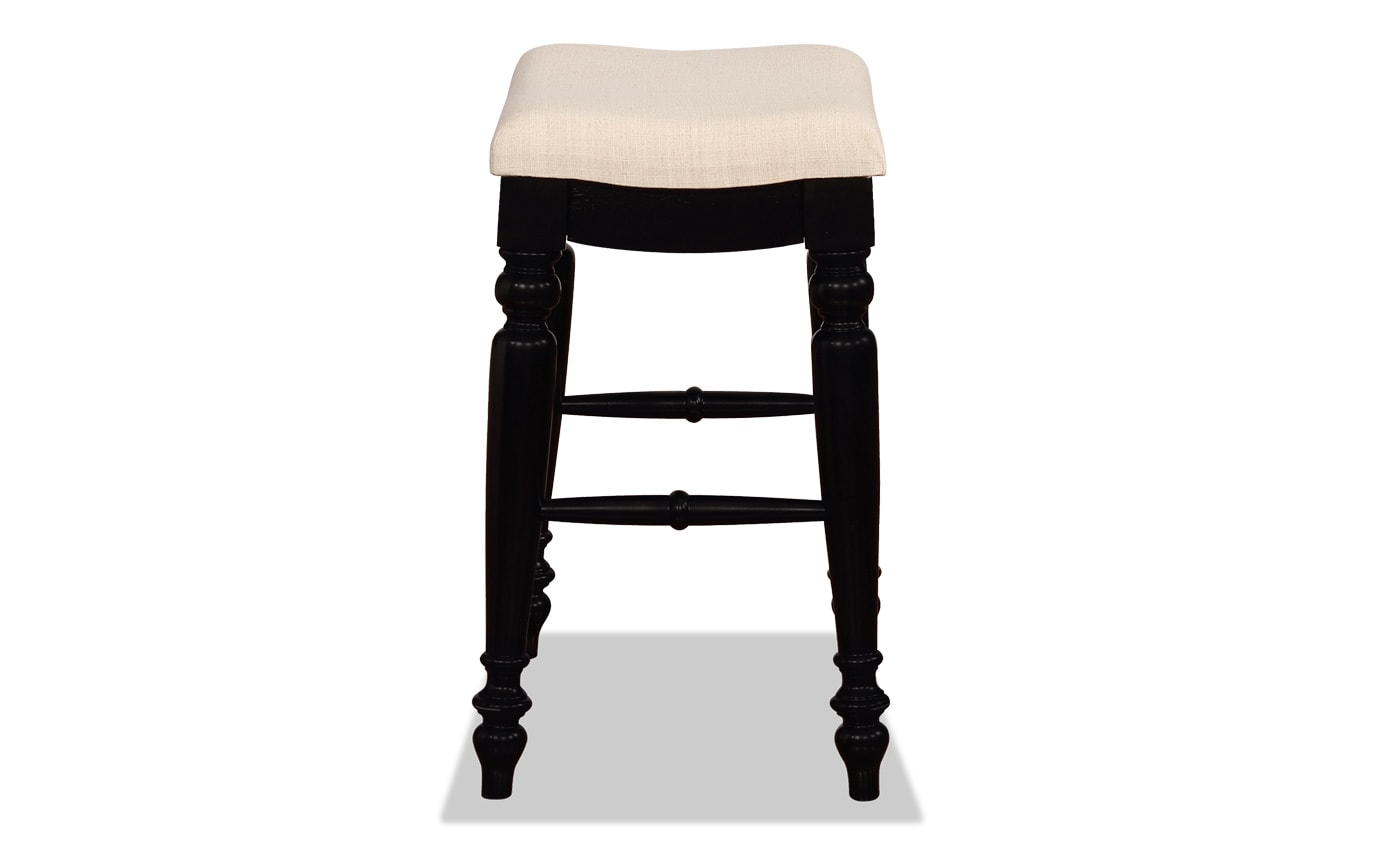 Frances Backless Stool