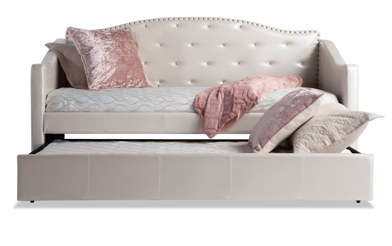 Madelyn Pearl Daybed with Trundle