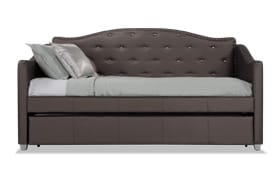 Madelyn Platinum Daybed with Trundle