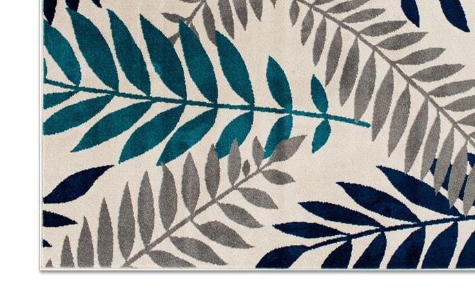 Leaves 5' x 7'3