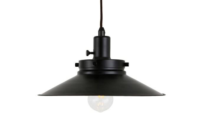 Simon Wide Brim Floor Lamp