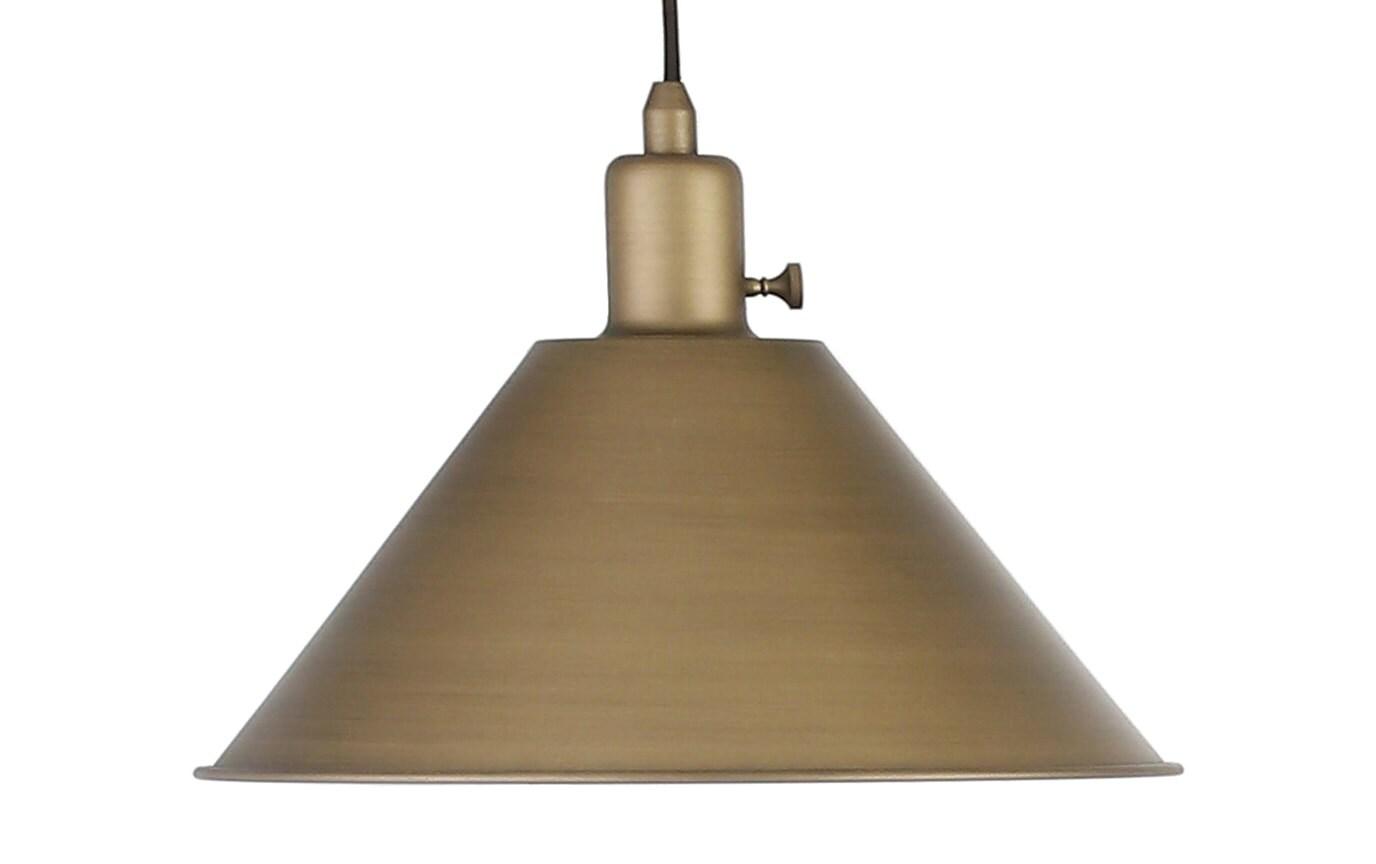 Simon Brass Table Lamp
