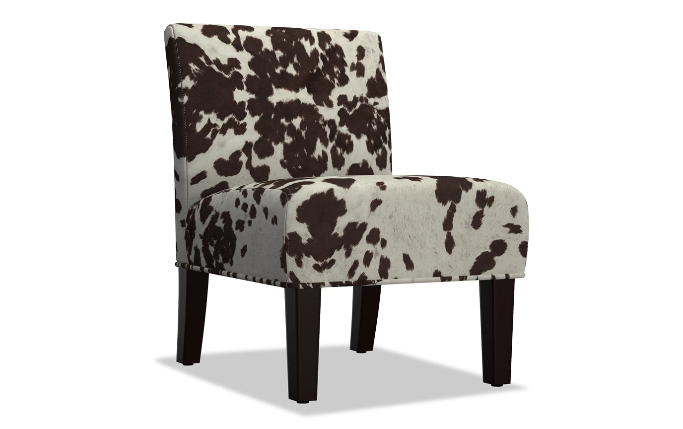 Fawn Brown Lounge Chair